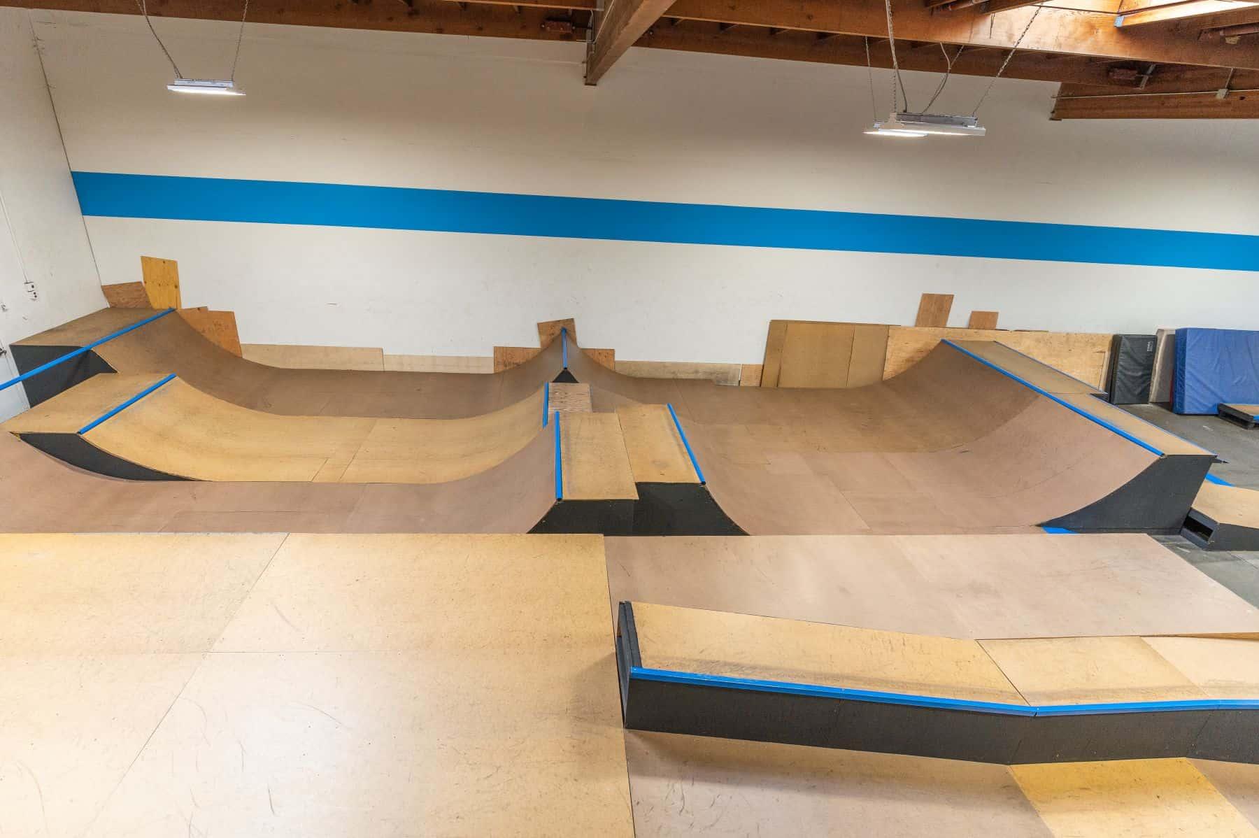 Rob Skate - San Leandro Private Skatepark 21