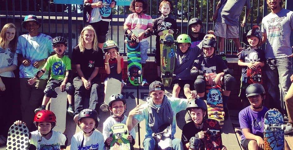 Spring Break Camp Rob Skate Academy